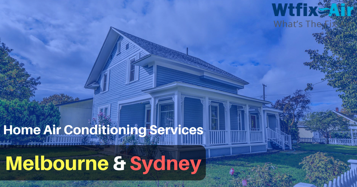 air conditioning services Melbourne & Sydney
