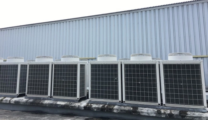 Commercial air conditioning installation Melbourne