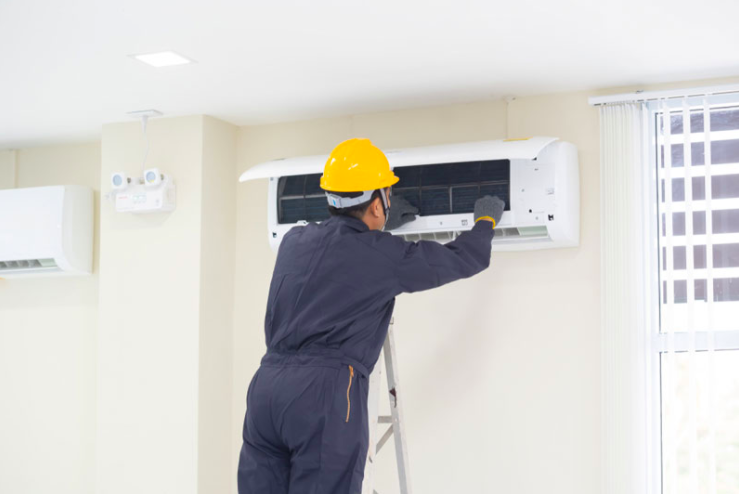 Ducted Air Conditioner Service