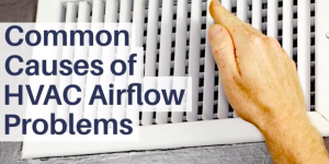 Air Conditioner Airflow Problems