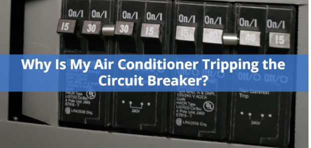 Ducted Air Conditioning services Breaker?